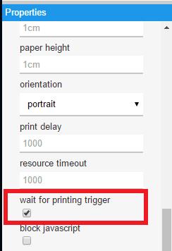 phantom pdf trigger